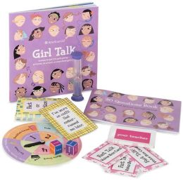 Girl Talk: Games to Get the Gab Going - at Home, at School, or Anywhere Girls Go! (American Girl Library Series)