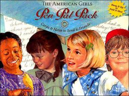 American Girls Pen Pal Pack
