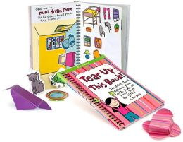 Tear up This Book!: The Sticker, Stencil, Stationery, Games, Crafts, Doodle, and Journal Book for Girls! (American Girl Library Series)
