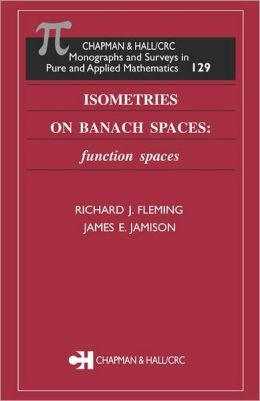 Isometrics on Banach Spaces
