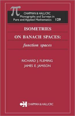 Isometrics on Banach Spaces