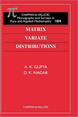 Matrix Variate Distributions