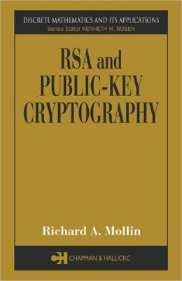 RSA and Public-Key Cryptography