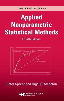 Applied Nonparametric Statistical Methods, Fourth Edition