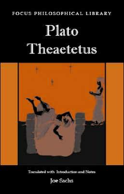 Plato: Theaetetus