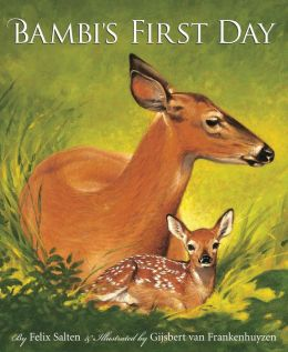 Bambi's First Day (Sleeping Bear Classics Series)