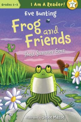 The Best Summer Ever (Frog and Friends Series)