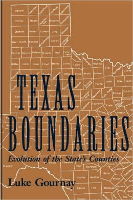 Texas Boundaries: Evolution of the State's Counties