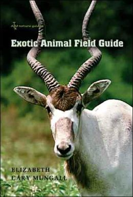 Exotic Animal Field Guide: Nonnative Hoofed Mammals in the United States