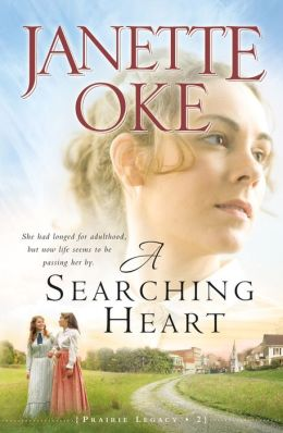 Searching Heart, A (Prairie Legacy Book #2)