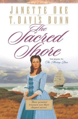 Sacred Shore, The (Song of Acadia Book #2)