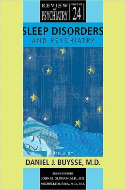 Sleep Disorders and Psychiatry