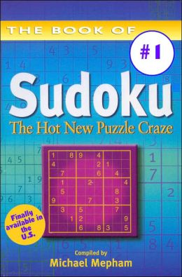 Book of Sudoku: The Hot New Puzzle Craze