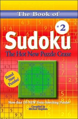 Book of Sudoku #2: The Hot New Puzzle Craze