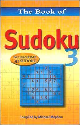 Book of Sudoku #3