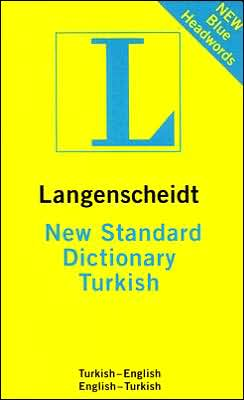 New Standard Turkish Plain Dictionary