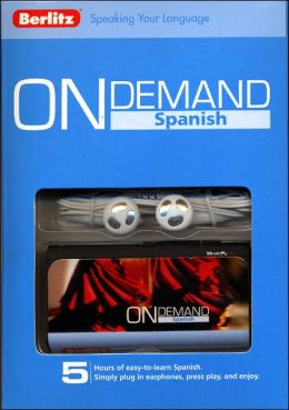 Berlitz Spanish on Demand