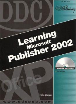 DDC Learning Microsoft Publisher 2002