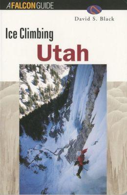 Ice Climbing Utah