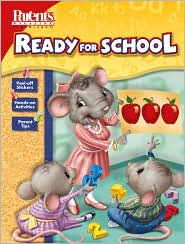 Ready for School Deluxe Workbooks