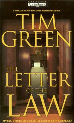 The Letter of the Law (Casey Jordan Series #1)