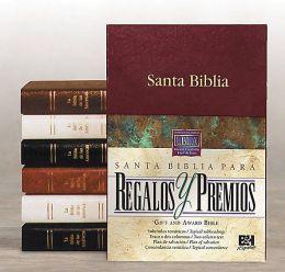 LBLA Biblia para Regalos y Premios, negro tapa dura