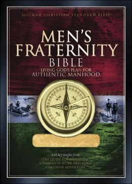 The HCSB Men's Fraternity Bible