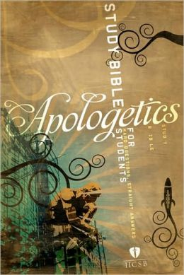 Apologetics Study Bible for Students, Trade Paper