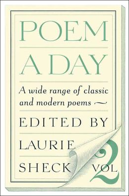 Poem a Day, Volume Two: A Wide Range of Classic and Modern Poems