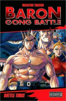 Baron Gong Battle, Volume 3