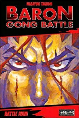 Baron Gong Battle, Volume 4