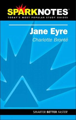 Jane Eyre (SparkNotes Literature Guide Series)