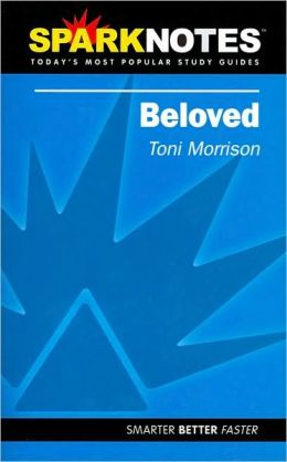 Beloved (SparkNotes Literature Guide Series)