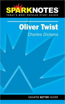 Oliver Twist (SparkNotes Literature Guide Series)