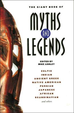 Giant Book of Myths and Legends