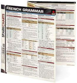French Grammar (SparkCharts)