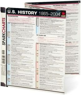 United States History 1865-2004 (SparkCharts)