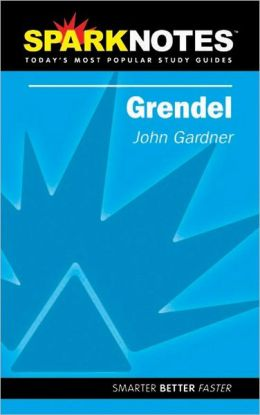 Grendel (SparkNotes Literature Guide Series)