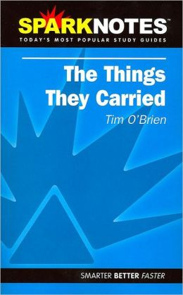The Things They Carried (SparkNotes Literature Guide Series)