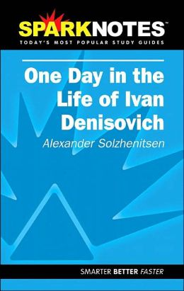 One Day in the Life of Ivan Denisovich (SparkNotes Literature Guide Series)