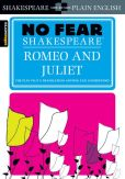 Book Cover Image. Title: Romeo and Juliet (No Fear Shakespeare), Author: SparkNotes Editors