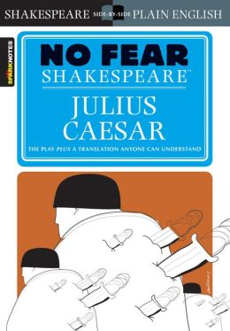 Julius Caesar (No Fear Shakespeare Series)