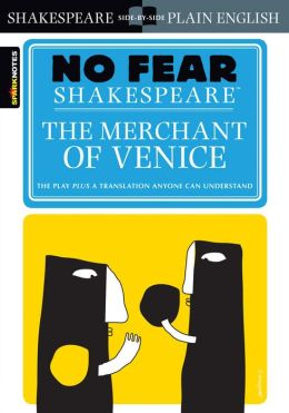 The Merchant of Venice (No Fear Shakespeare Series)