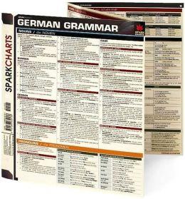 German Grammar (SparkCharts)