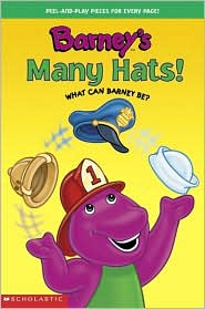 Barney's Many Hats! What Can Barney Be? (Barney Series)