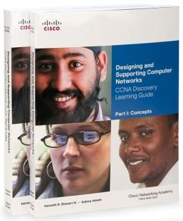 Designing and Supporting Computer Networks, CCNA Discovery Learning Guide (Companion Guide Series)