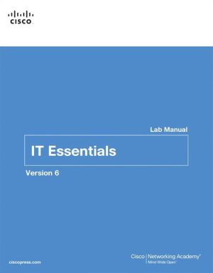 IT Essentials Lab Manual, Version 6