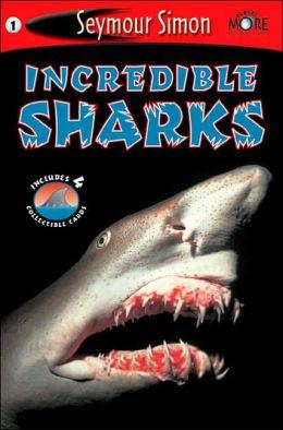 Incredible Sharks (SeeMore Readers: Level 1 Series)