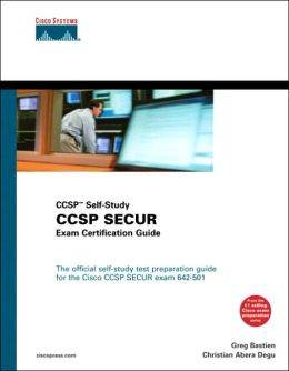 CCSP SECUR Exam Certification Guide (CCSP Self-Study)