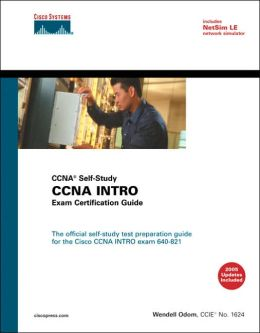 CCNA Intro Exam Certification Guide CCNA Self-Study